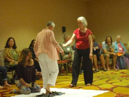 Glasswalk at Conference in Colorado