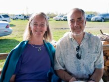 With Raffi in Canada